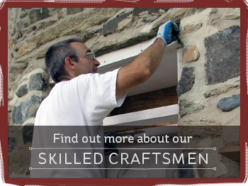 Find our more about our skilled craftsmen