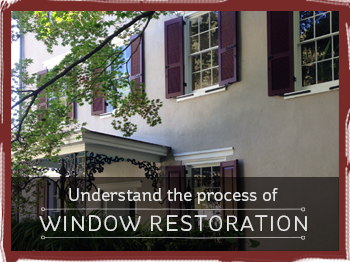 Understand the process of window restoration